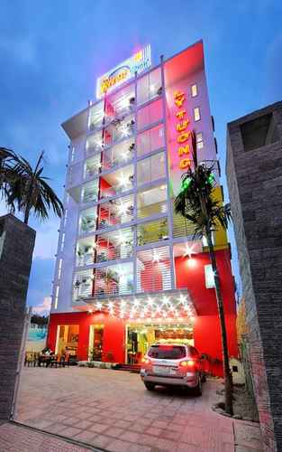 EXTERIOR_BUILDING Khách sạn Ideal Huế