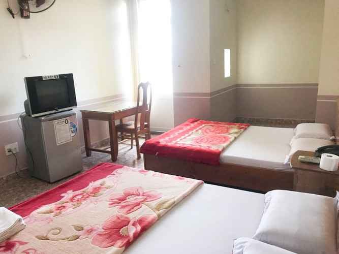 BEDROOM Kim Hoan Ngoc Hotel Pleiku