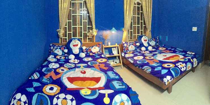 BEDROOM Doraemon Homestay