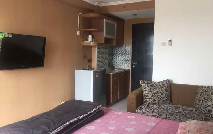 Clean Room at Paragon Apartment Village Karawaci by Vichi Tangerang - Studio Room (MAX CHECK-IN 22:00)