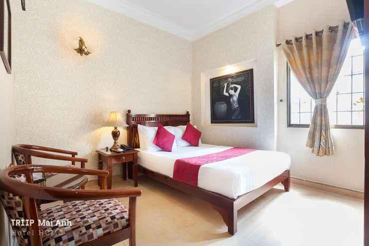 BEDROOM Khách sạn Mai Anh