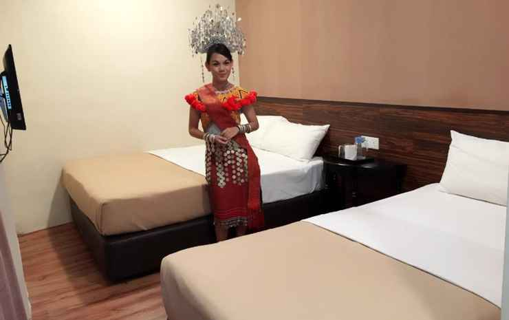 Tey Hotel Johor - Basic Triple Room