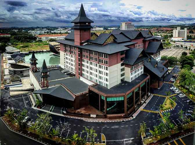 EXTERIOR_BUILDING Mudzaffar Hotel