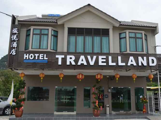 EXTERIOR_BUILDING Travelland Hotel