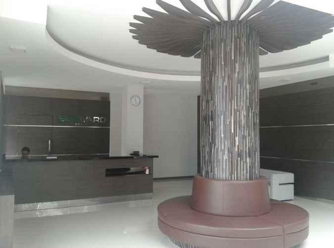 LOBBY Skyward Hotel