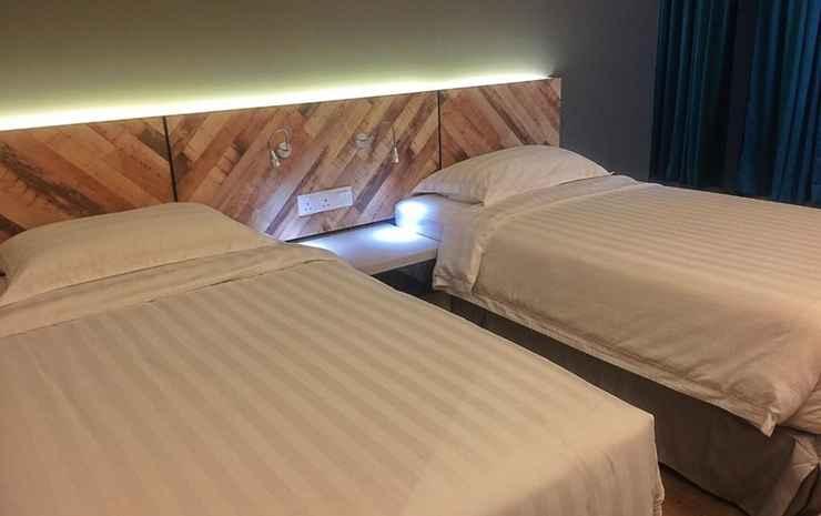 G5 Hotel and Services Apartment Johor - Apartemen, 2 kamar tidur