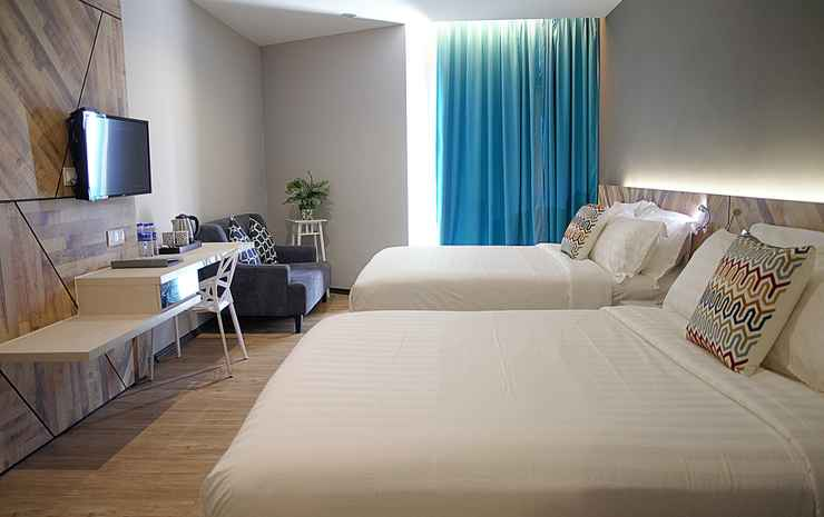 G5 Hotel and Services Apartment Johor - Family Quad
