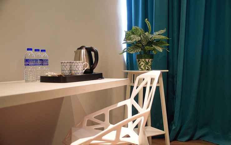 G5 Hotel and Services Apartment Johor - Kamar Triple Keluarga