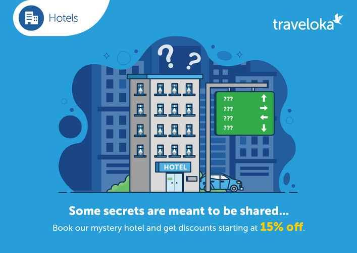 EXTERIOR_BUILDING 5-Star Mystery Hotel in Manila Bay Area