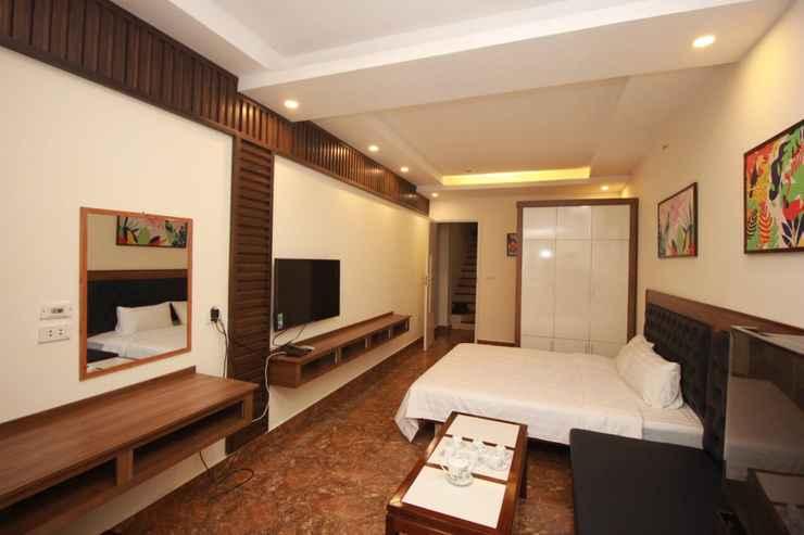 BEDROOM Khách sạn Happy