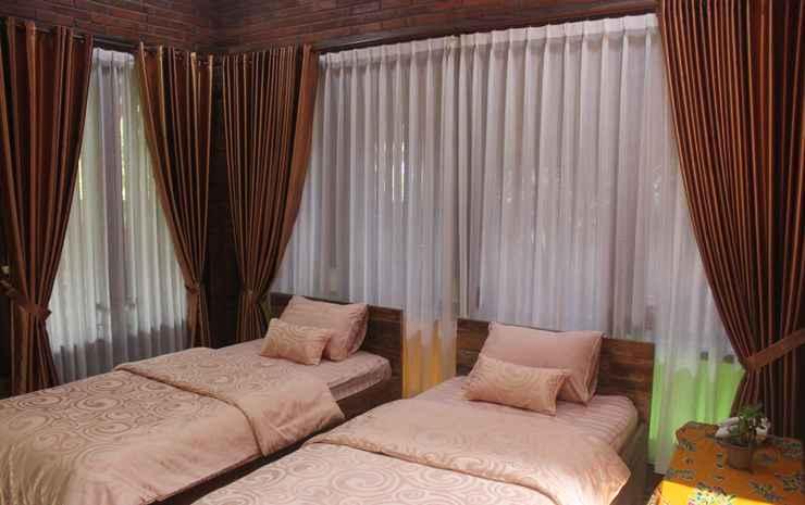 Joglo Ayem Tentrem Yogyakarta - Ethnic Twin Room