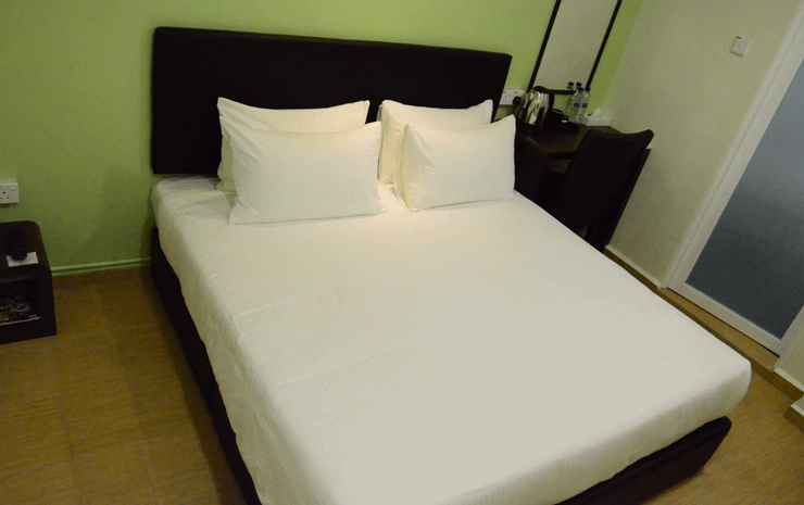 Be Boutique Hotel Johor - Deluxe King Room