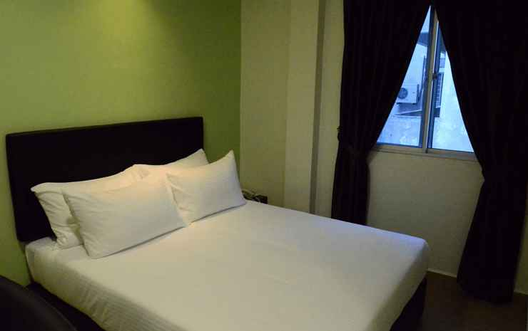 Be Boutique Hotel Johor - Deluxe Double Room