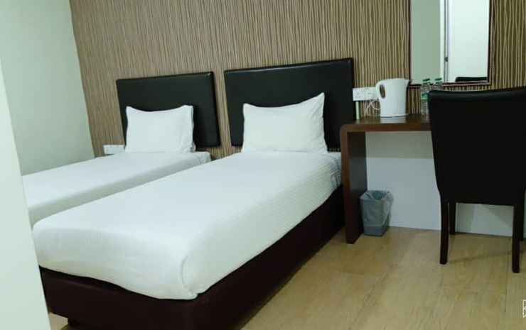 Be Boutique Hotel Johor - Standard Twin Room