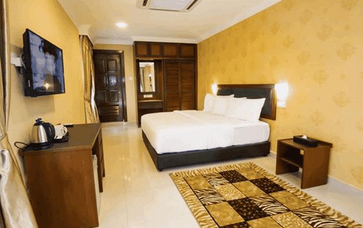 Kesuma Villa Exclusive Stay Johor - Deluxe Queen