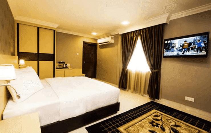 Kesuma Villa Exclusive Stay Johor - Executive Room