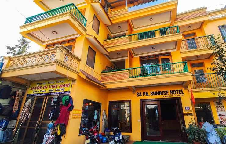 EXTERIOR_BUILDING Khách sạn Sapa Sunrise