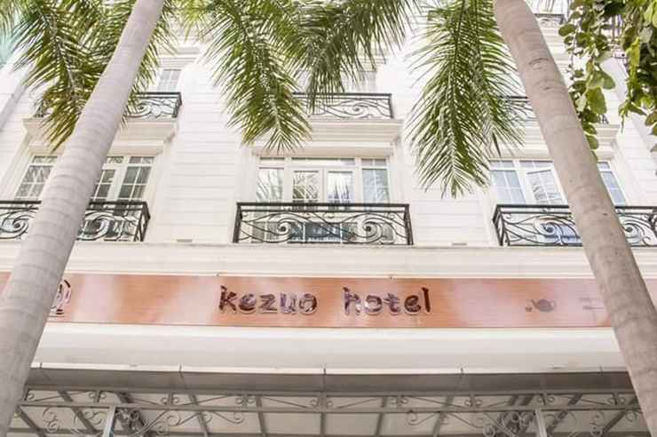 EXTERIOR_BUILDING Kezuo Hotel & Apartment