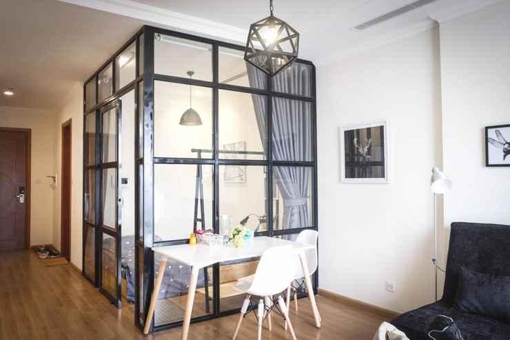 LOBBY Scandinavian Vinhomes Apartment
