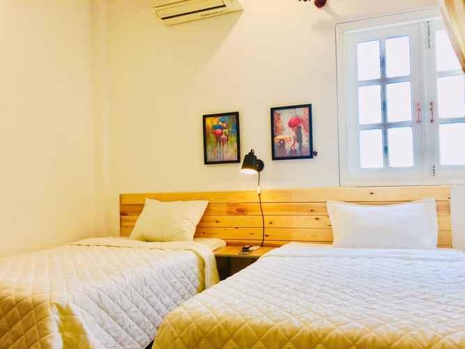 BEDROOM Khách sạn Quỳnh Anh Bình Tân