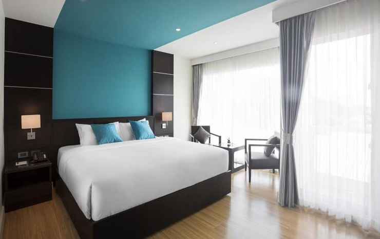 Unique Regency Pattaya Chonburi - Deluxe City View Room Only