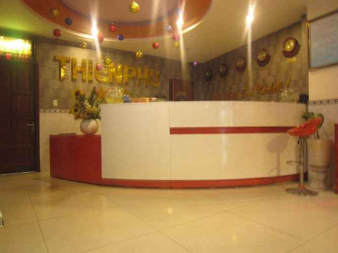 LOBBY Khách sạn Thiên Phú