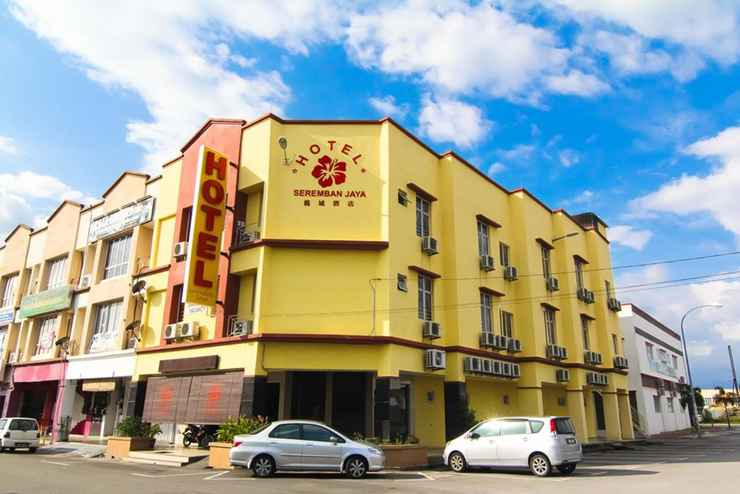 EXTERIOR_BUILDING Hotel Seremban Jaya