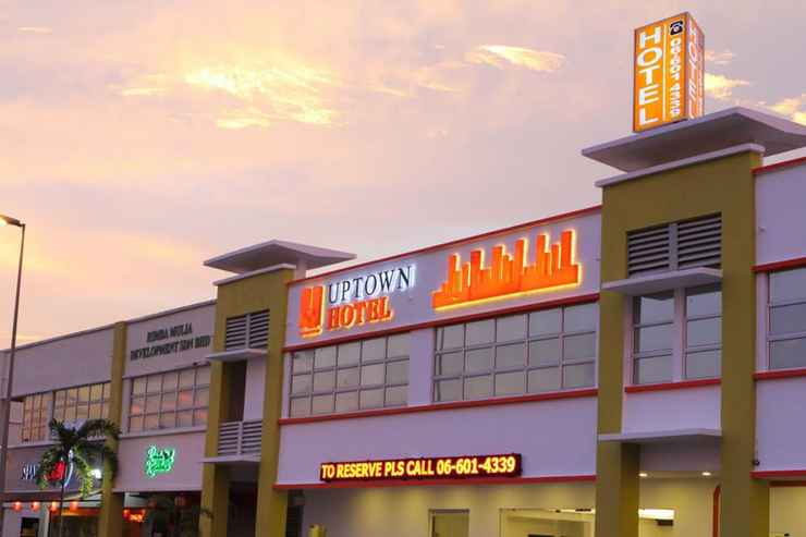 EXTERIOR_BUILDING Uptown Hotel Seremban