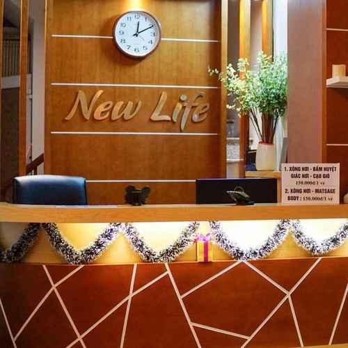 LOBBY Khách sạn New Life