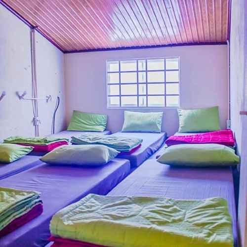 LOBBY V-Dragon Hostel