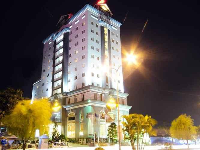 EXTERIOR_BUILDING Sea Stars Hotel