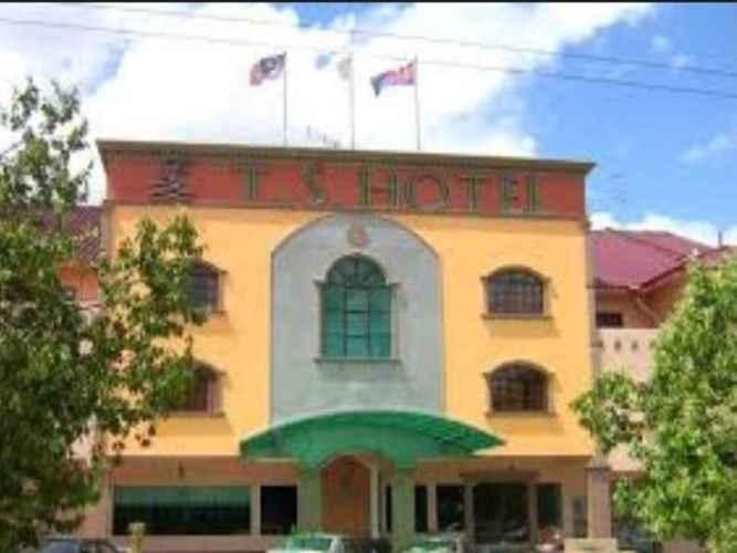 EXTERIOR_BUILDING TS Hotel Taman Rinting