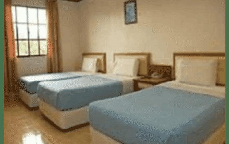 TS Hotel Taman Rinting Johor - Superior Triple Room