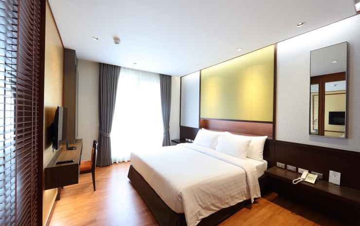 Amanta Hotel and Residence Ratchada Bangkok - One Bedroom Premium Executive Suite  - Room Only