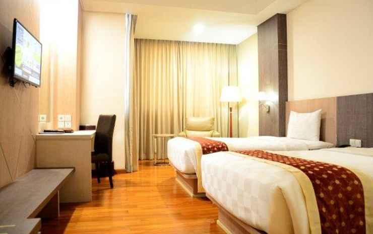 Nagoya Hill Hotel Batam - Superior Twin Bed