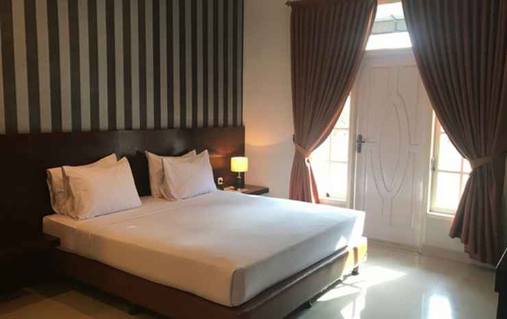 Grand Mega Hotel Pematangsiantar - Deluxe Twin Bed