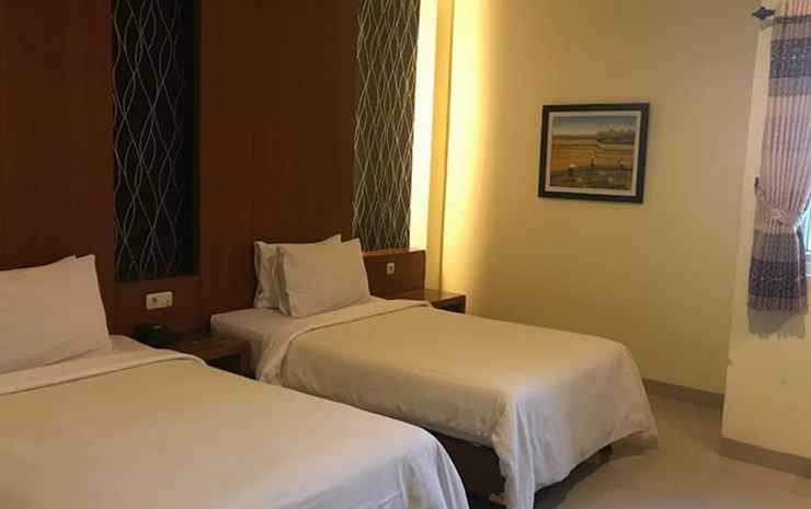Grand Mega Hotel Pematangsiantar - Super Deluxe Twin Bed