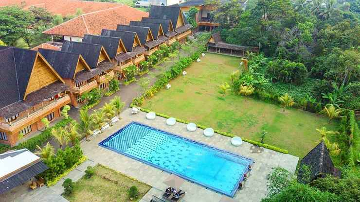 pekarangan bumi gumati hotel and resort