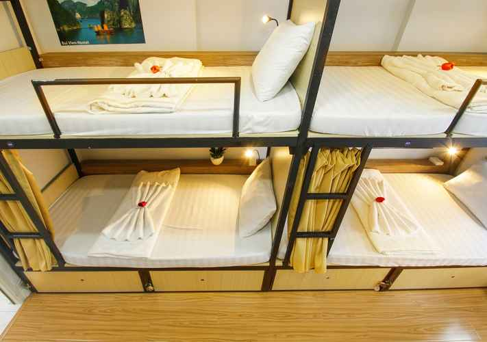BEDROOM Bui Vien Hostel