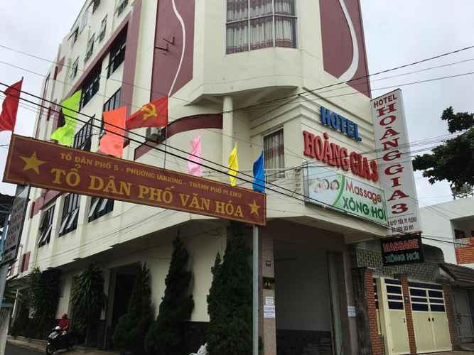 LOBBY Khách sạn Hoàng Gia 2 Pleiku