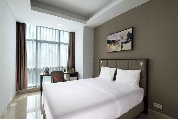 BEDROOM Oakwood Suites La Maison Jakarta