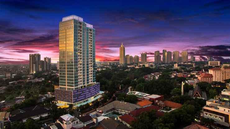 EXTERIOR_BUILDING Oakwood Suites La Maison Jakarta