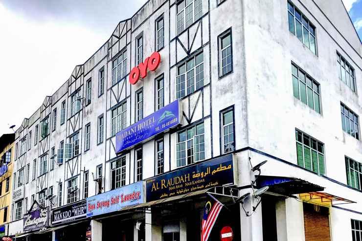 EXTERIOR_BUILDING Madani Hotel Tanah Rata