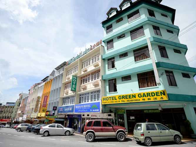 EXTERIOR_BUILDING Madani Muslim Hotel