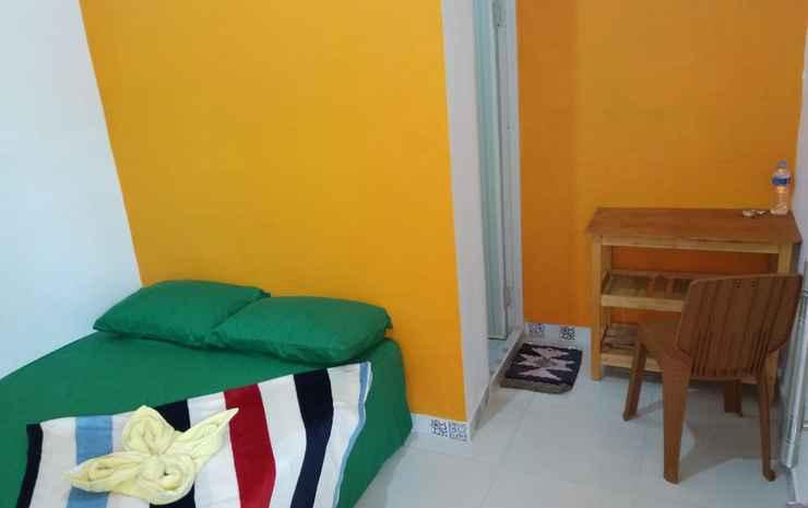Pinky Guest House Syariah Kota Batu Malang - Family (2 orang) Lt 2