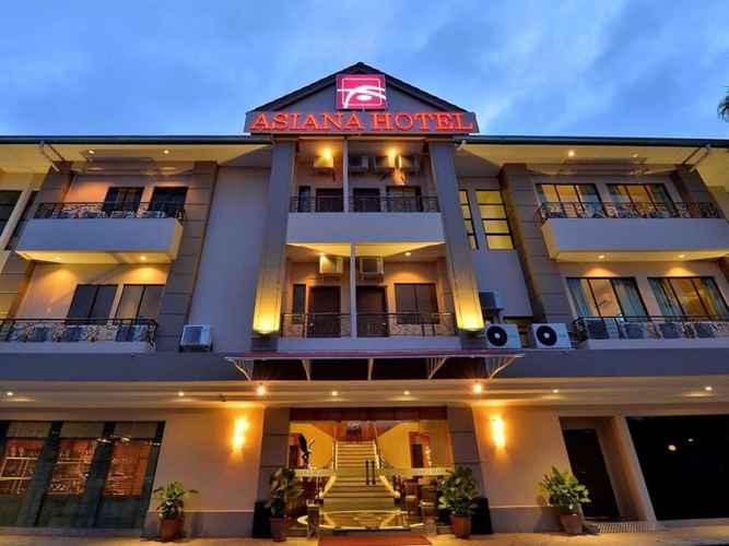 EXTERIOR_BUILDING Asiana Hotel Kota Kinabalu