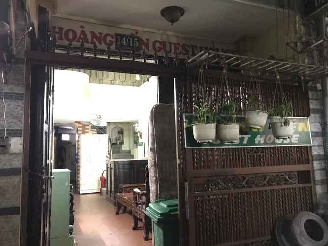 LOBBY Hoang Yen Guest House 1