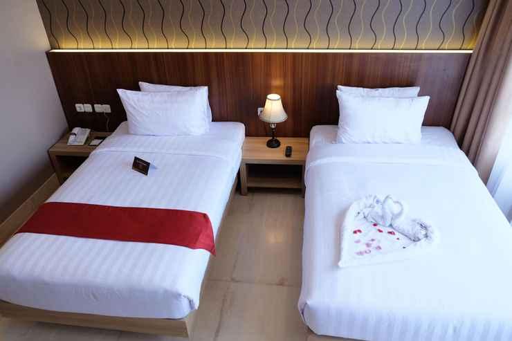 BEDROOM Mexolie Hotel