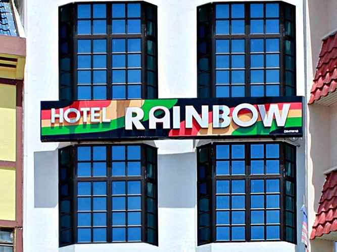 EXTERIOR_BUILDING Rainbow Garden Hotel