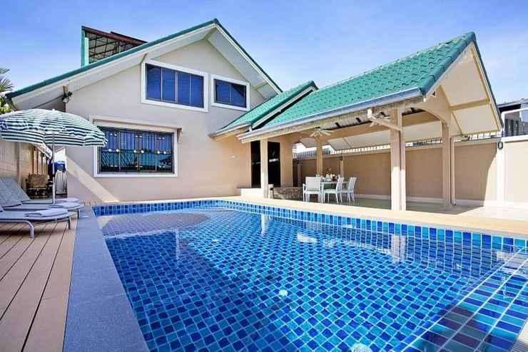 EXTERIOR_BUILDING Villa Enigma - 2 Bed Pool Home between Jomtien and Pratumnak Pattaya